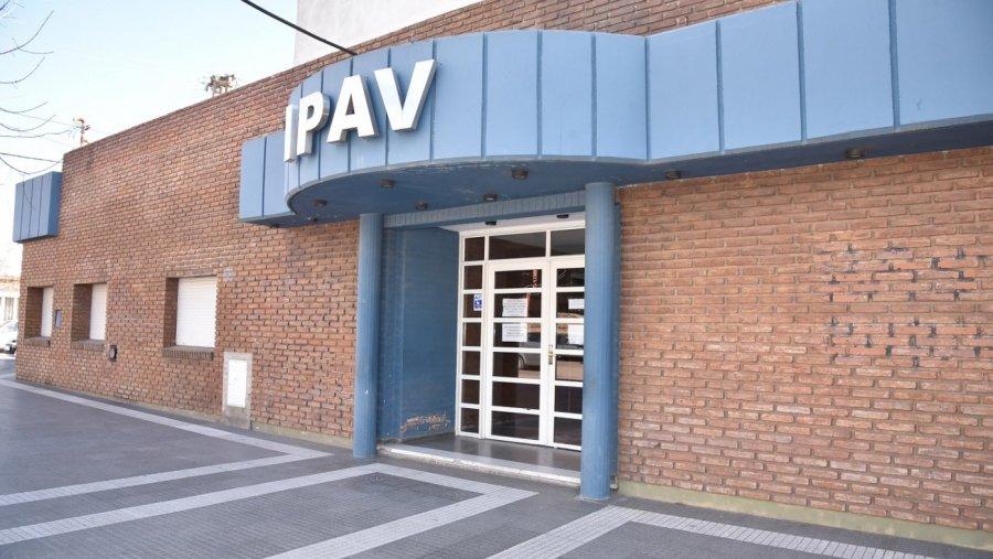 IPAV anunció la cancelación de turnos