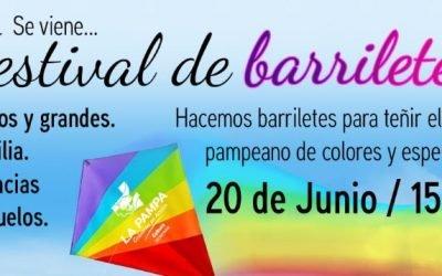 Confirman Festival de Barriletes