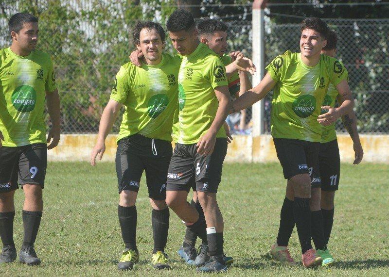 Liga Provincial de Fútbol Municipal: Dorila manda en la Zona B